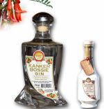 The Eight Botanicals (Don't Forget The Cannabis Tea) in Kankerbossie Gin