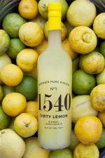 Premier Pure Fusion 1540 Dirty Lemon Blended Lemon Liqueur
