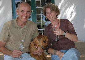 Tanagra's European style Eau de Vie and Grappa is flourishing in South Africa