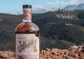 Boplaas - Limited Edition 8 YO Single Cask Grain Whisky