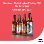 Join the webinar: Digital Label Printing 101 for Beverage